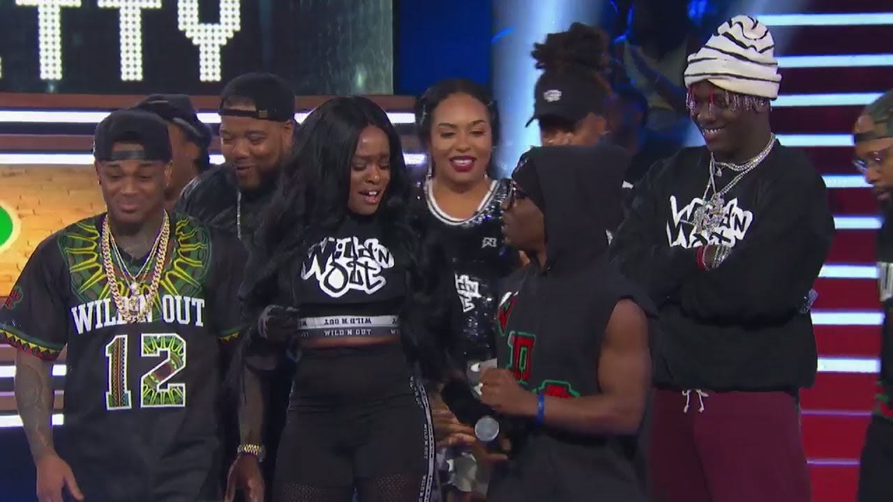 [Watch] The 'Wild 'N Out' Joke that Ruffled the Feathers of Azealia Banks