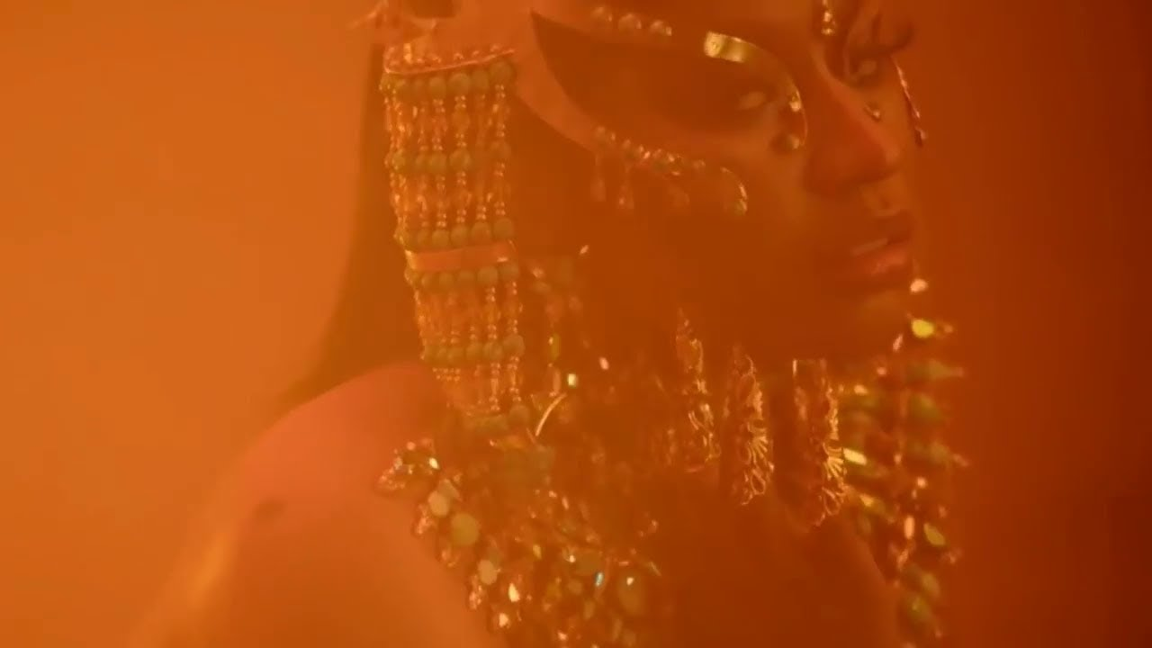 [Watch] Nicki Minaj Releases Tantric New Video For 'Ganja Burn'