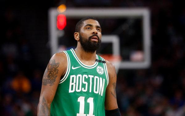 Kyrie Irving Could Be in a New York State of Mind in 2019