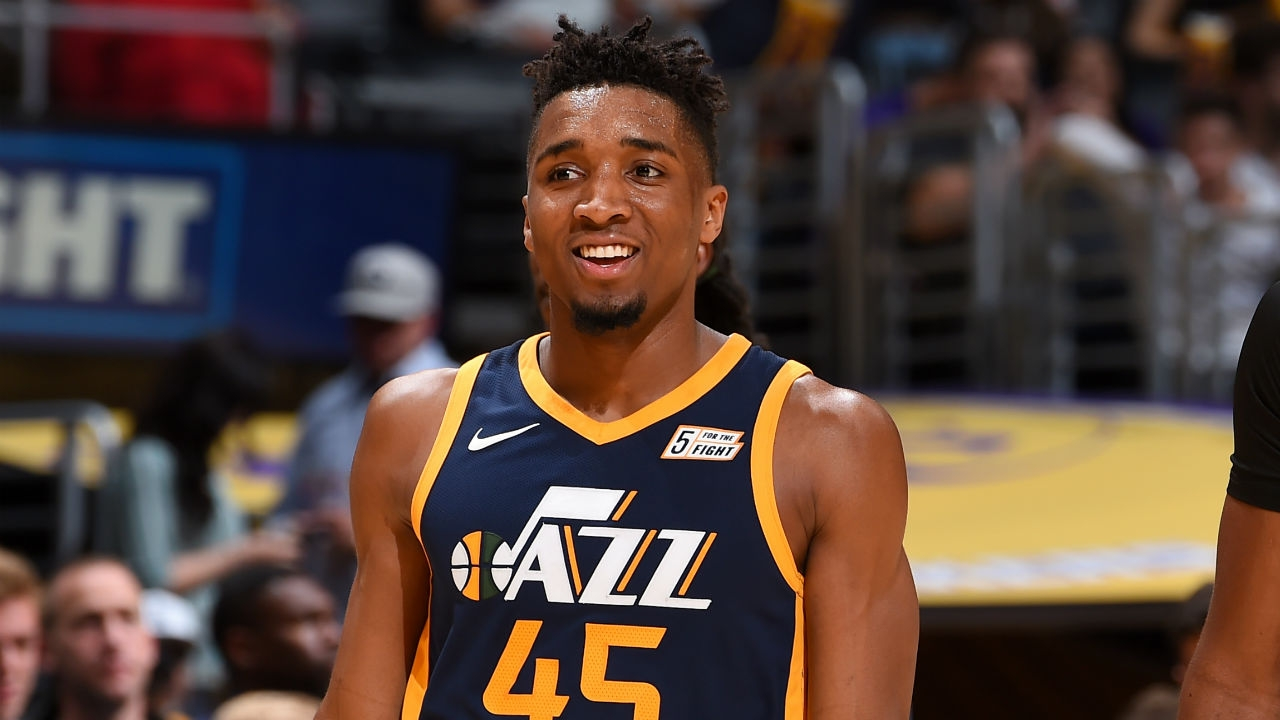 Donovan Mitchell to Sign Max Contract with Utah Jazz in Free Agency
