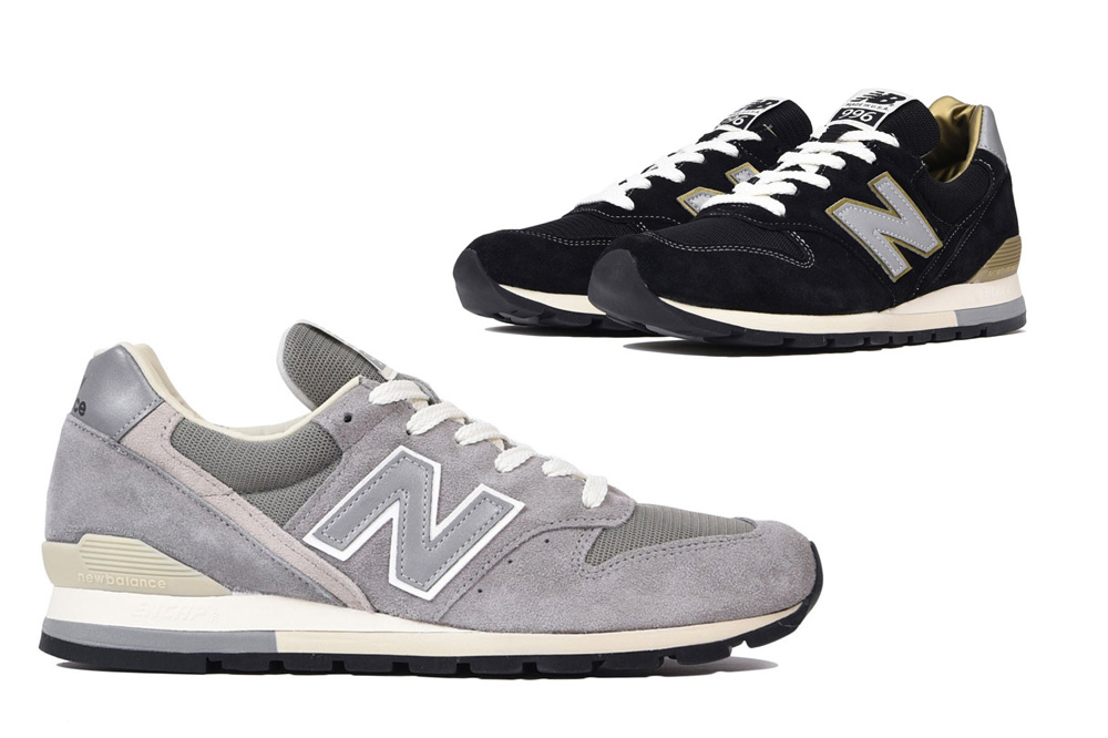 on sale 1a801 d93eb The First New Balance 996 Colorways Get a Special 30th ...