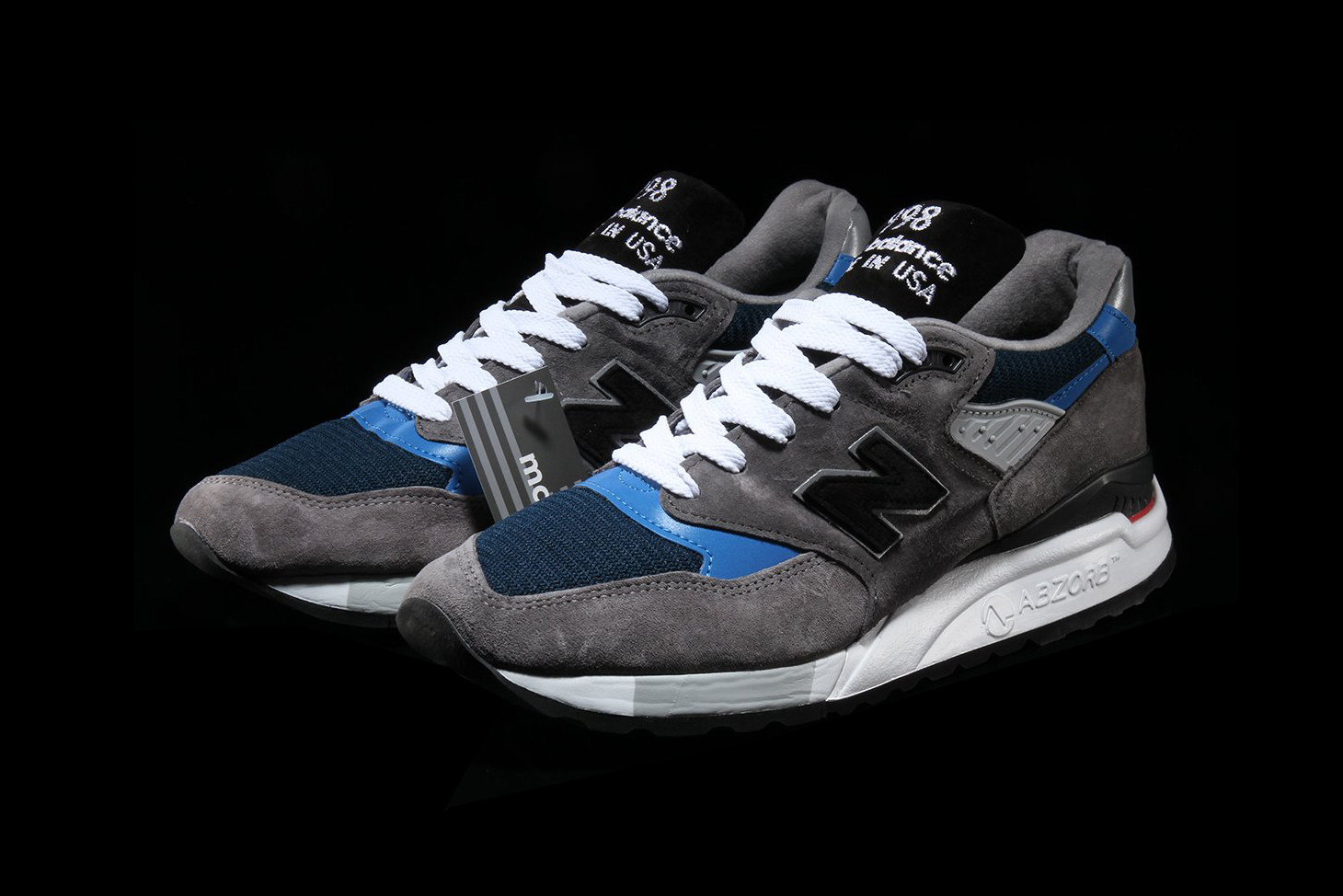 87f6d90ff45d ... get the latest new balance made in usa 998 colorway is available right  now for 180.00