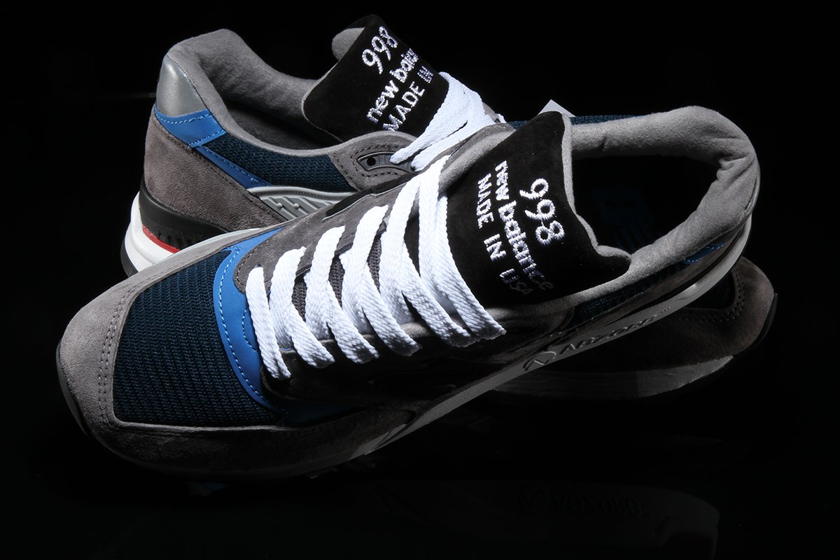 14577a43bd996 The latest New Balance Made in USA 998 colorway is available right now for  $180.00 USD over in the Premier web store, who also provided these clean  lookbook ...