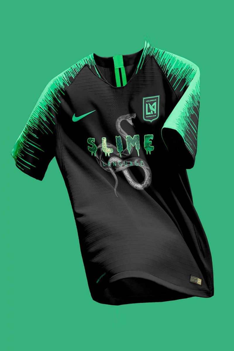 Peep How This Graphic Designer Turned Rap Albums Into Soccer Jerseys