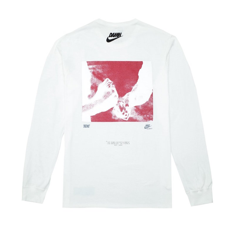 """36c883b95e1 Pick up the Nike x TDE """"Championship"""" Tour capsule collection right now  online"""