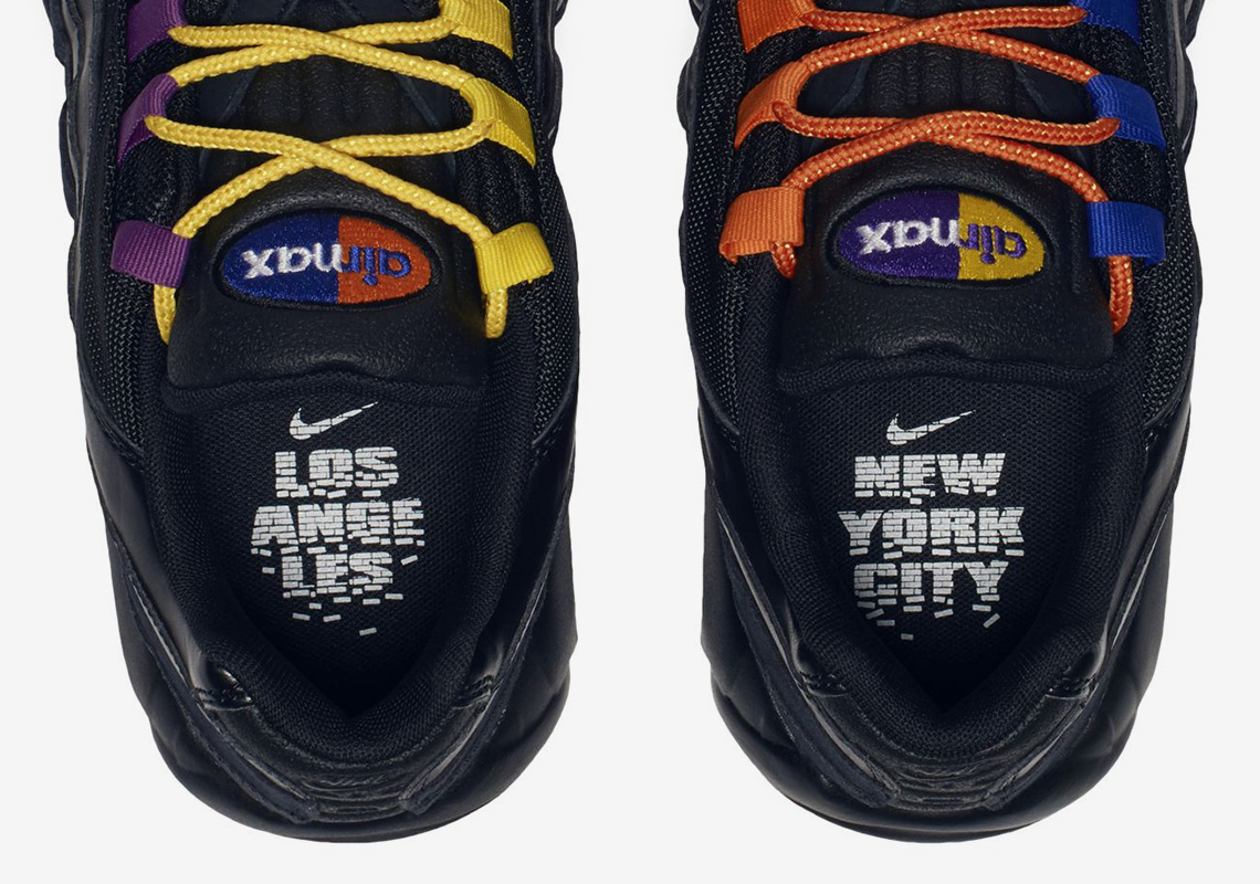 buy online 4d22d a736d ... france with the air max 95 standing in as the sneaker of choice the la  vs