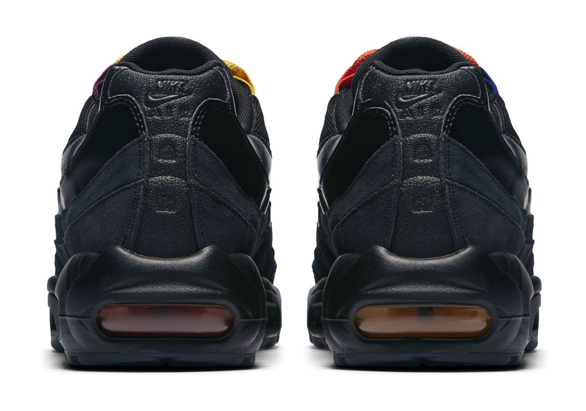 942f0c2858be The Competition Is On With This Nike Air Max 95