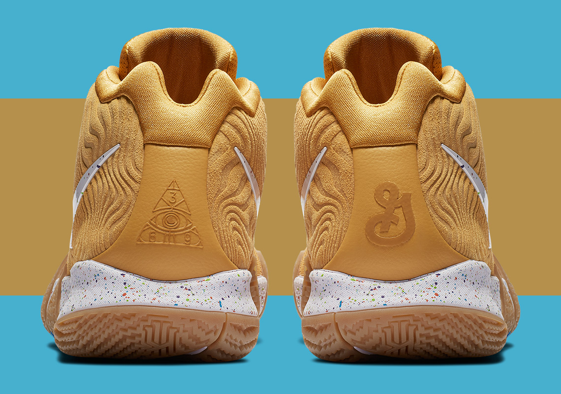 """new style 3a106 6b7e9 Finish Your Breakfast: Check Out the Nike Kyrie 4 """"Cereal"""" Pack"""