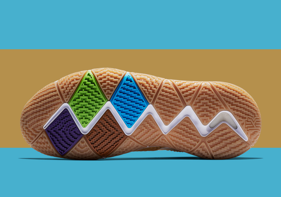 """7484793cf9fc Finish Your Breakfast  Check Out the Nike Kyrie 4 """"Cereal"""" Pack ..."""