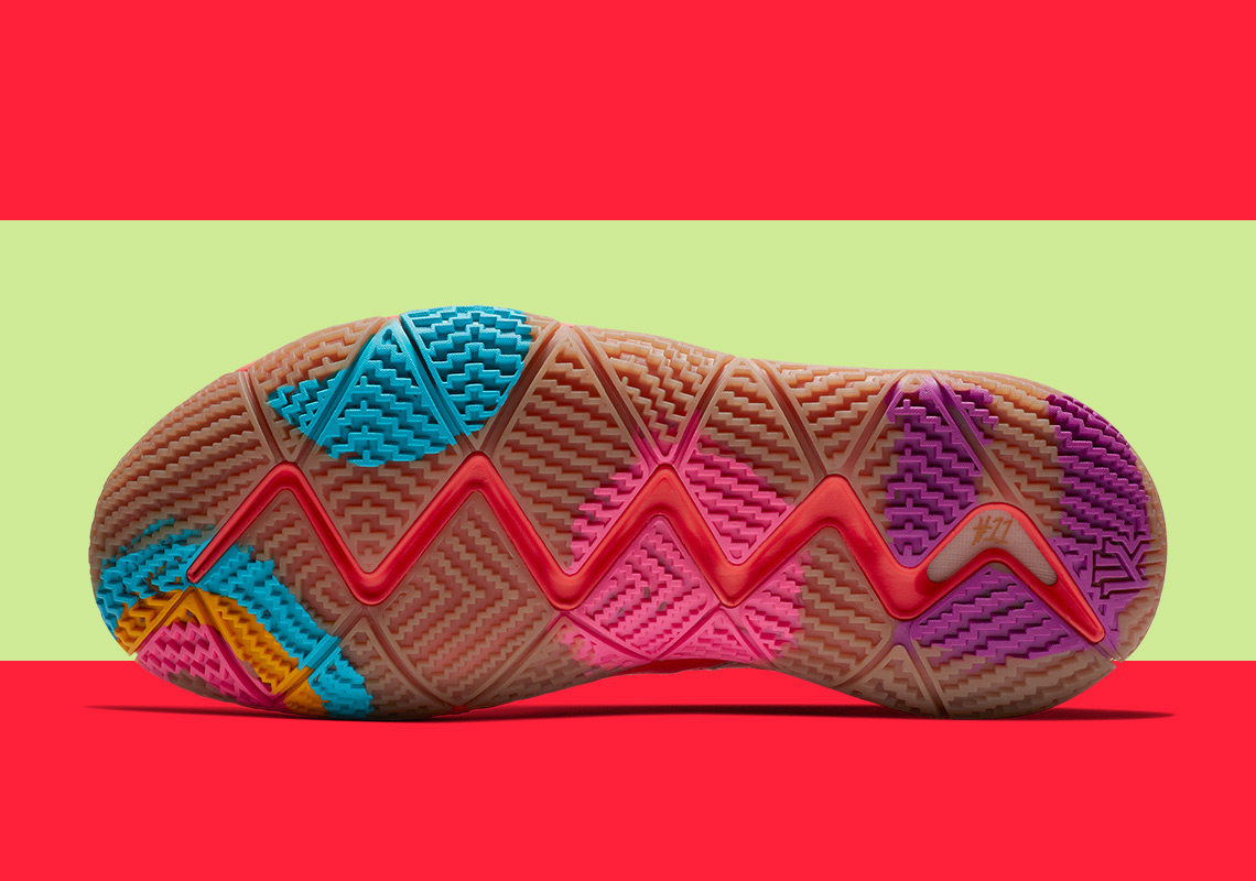 sale retailer a0aaf 52857 Finish Your Breakfast: Check Out the Nike Kyrie 4