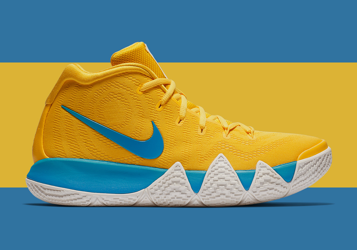 36cba056e1f Source  Sneaker News ·  SOURCESTYLEbasketball sneakersCereal PackCinnamon  Toast CrunchfashionfootwearGeneral MillsKixKyrie 4kyrie irvingLucky ...