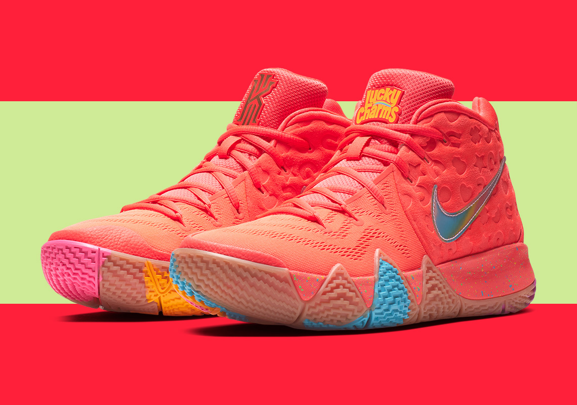 d501ff2649e Finish Your Breakfast  Check Out the Nike Kyrie 4