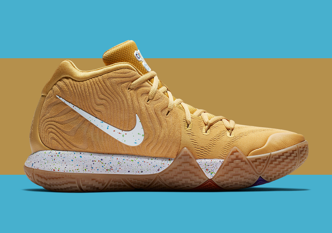 8254b61e1790 Finish Your Breakfast  Check Out the Nike Kyrie 4