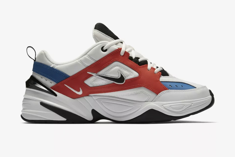 "new arrival ce44b 6df1e The Nike M2K Tekno ""Techno Future"" Is European Swag Done Right"