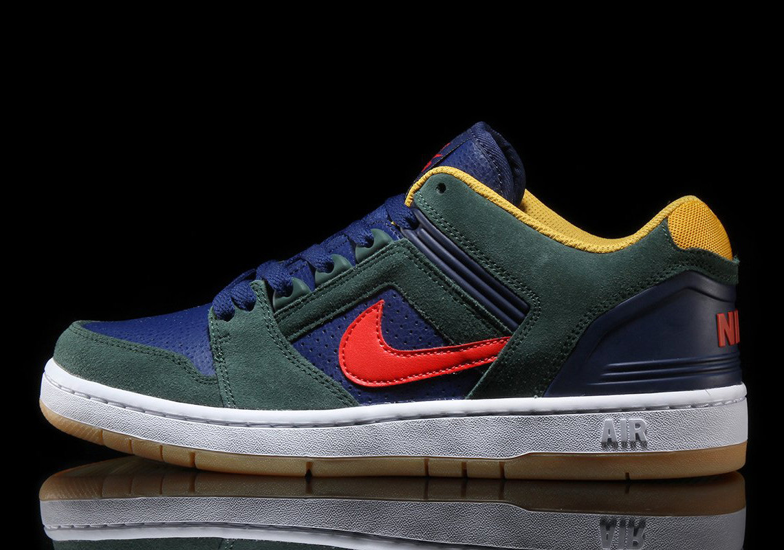 94eb39c004b2 This Nike SB Air Force II Low Was Definitely Made With Lo Heads in Mind