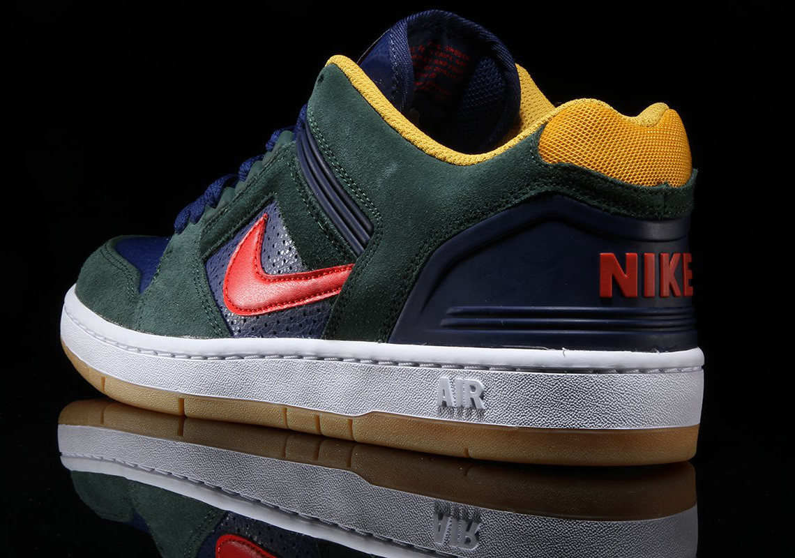 Retorcido Nota Gárgaras  This Nike SB Air Force II Low Was Definitely Made With Lo Heads in Mind