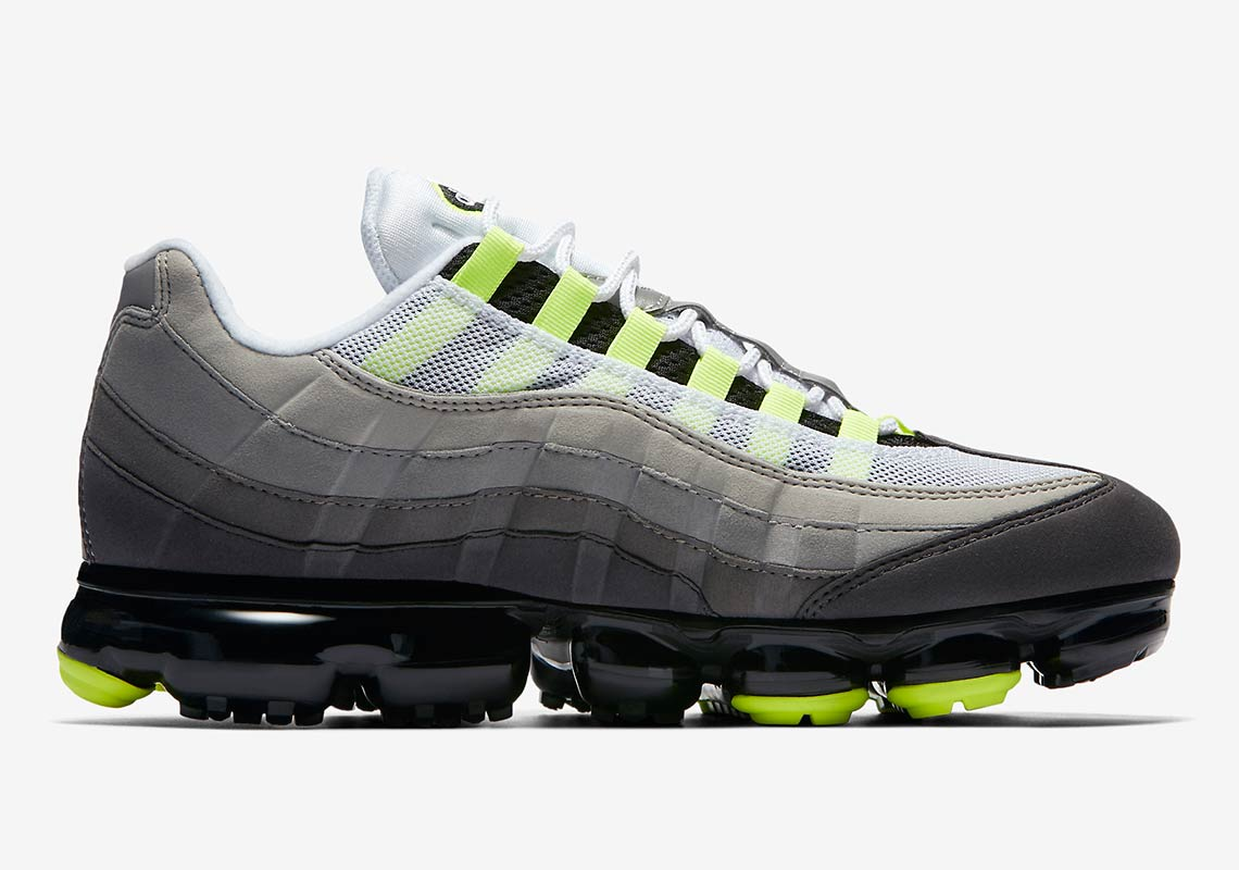 97100be25a517 The game-changing Nike Vapormax 95 arrives through Nike SNKRS beginning  next Thursday (August 16) for $190 USD. Get a closer look by checking out  official ...
