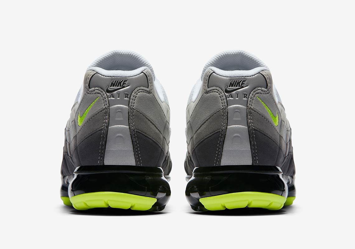 huge discount 4c4e9 f7a76 Here's an Official Look at the Nike Vapormax 95