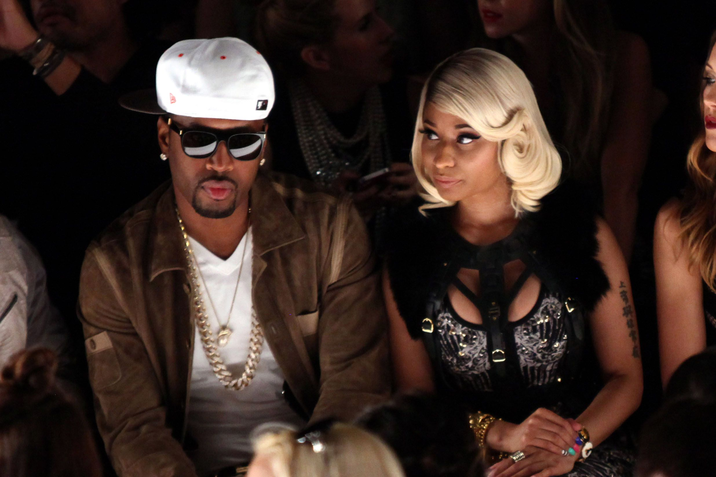 Strings Still Attached: Safaree Admits Minaj's 'Come See About Me' Made Him Cry