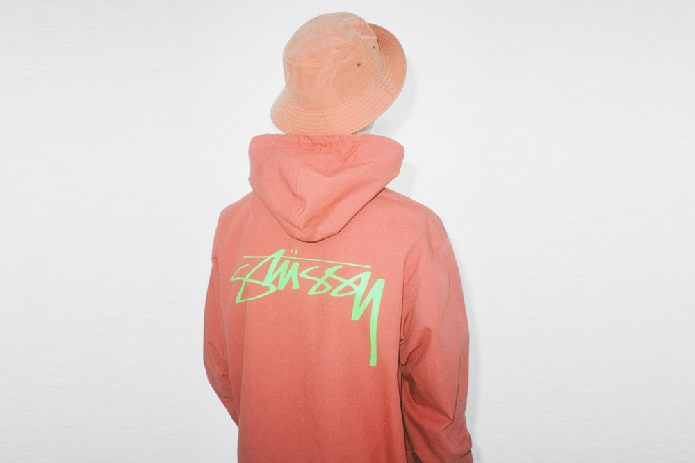 stussy fall  lookbook