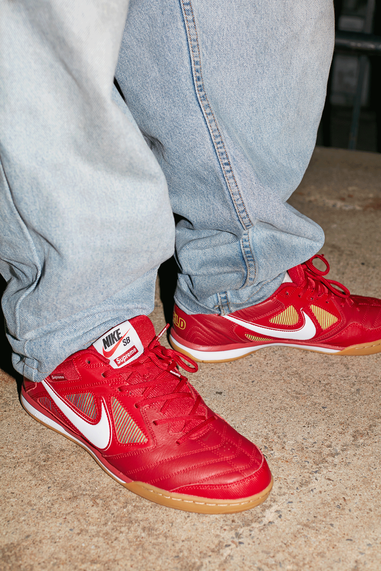 utterly stylish low price sale 100% top quality Supreme Works Up a New Version of the Nike SB Gato | The Source