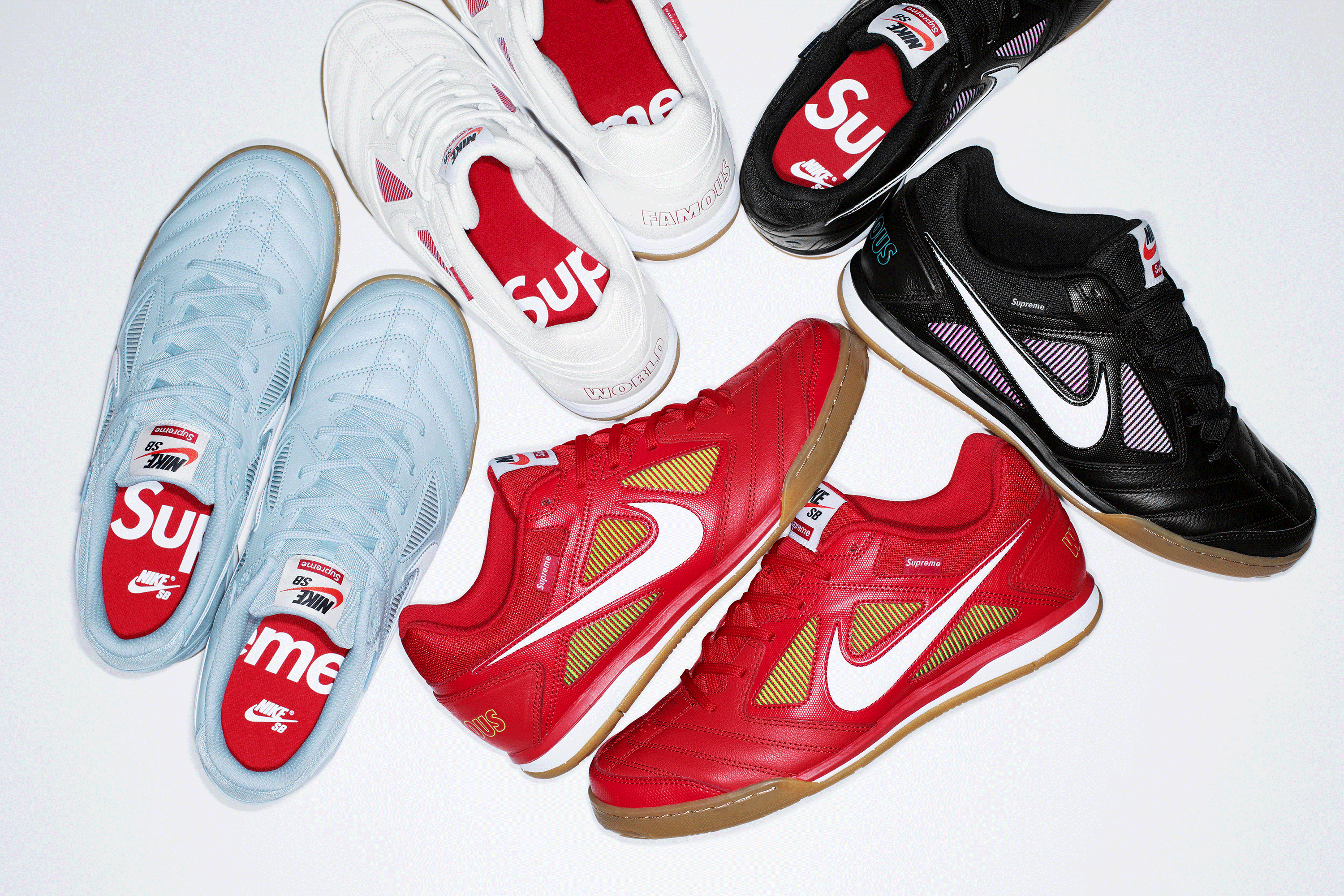 5b610592ee5846 Supreme Works Up a New Version of the Nike SB Gato