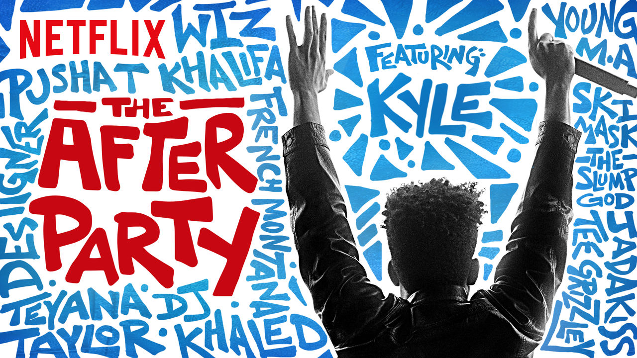 KYLE is an Aspiring Rapper in Netflix Film 'The Afterparty'