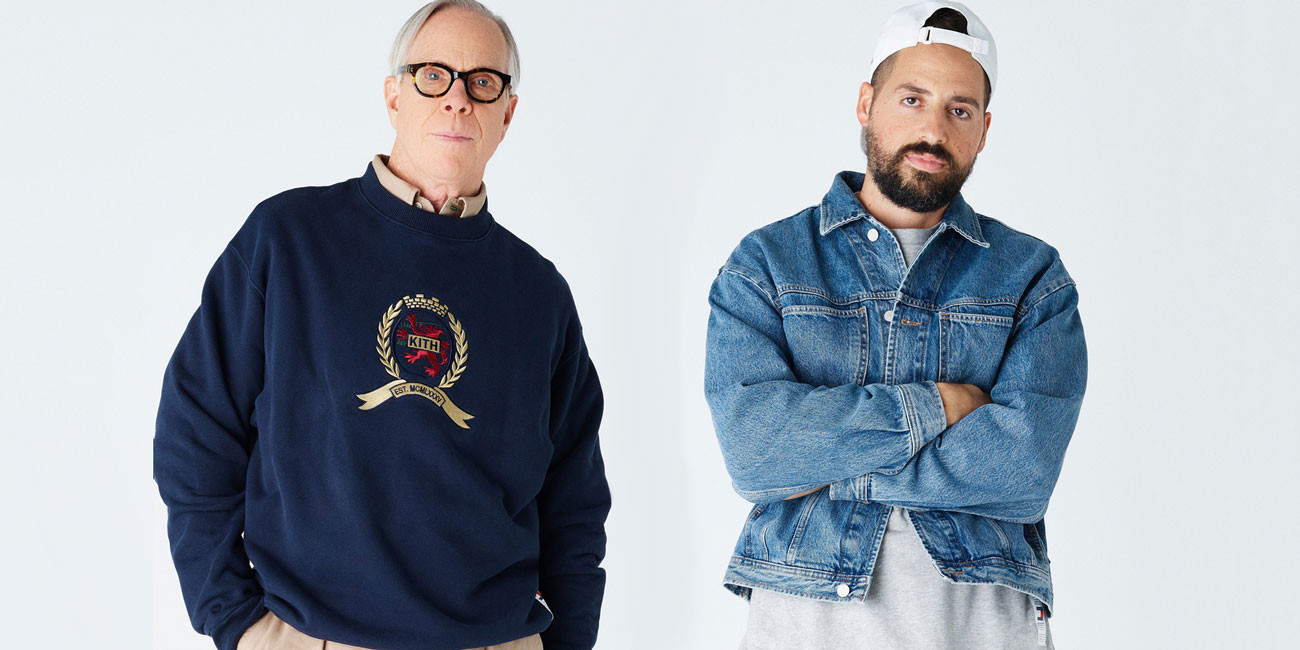 best authentic 2fd56 1e467 Ronnie Fieg Preps For Latest KITH Collaboration With Tommy Hilfiger