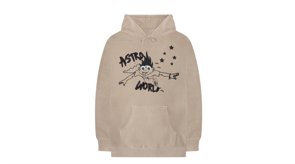 3f68d964c78c Shop Drop 2 in the Travis Scott Astroworld merch collection by hitting up  the official online store. Remember though, you only have 24 hours — 17  hours and ...