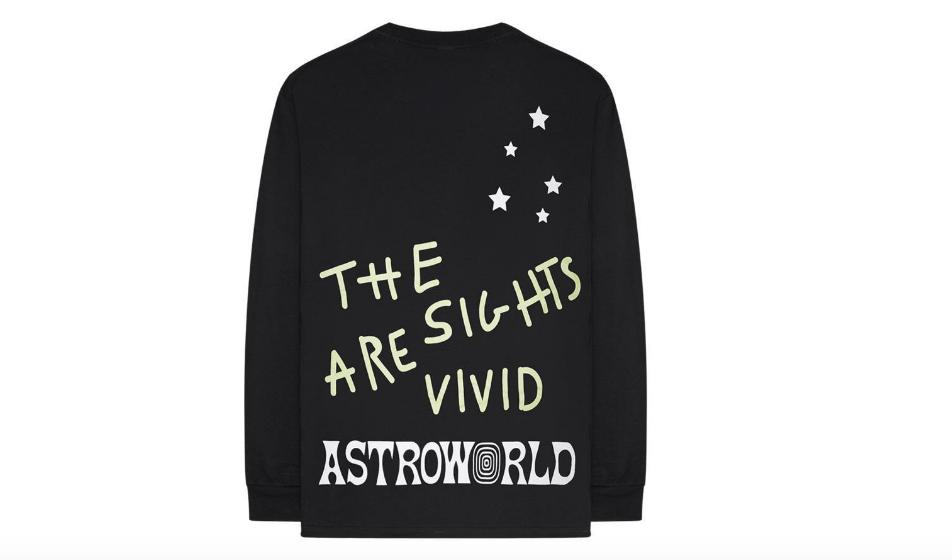 Shop Now: Travis Scott 'Astroworld' 24-Hour Only Merch (Drop