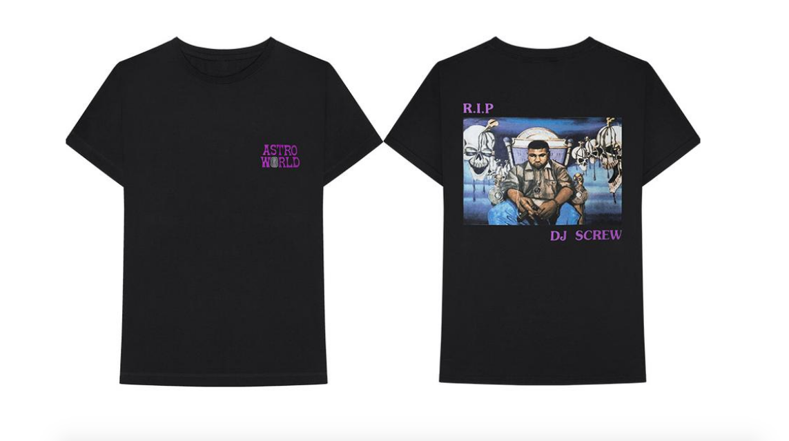 5063af59fefd Pick up Delivery 3 of the Travis Scott Astroworld merch drop right now  online, which like the other ones will only be available for 24 hours.