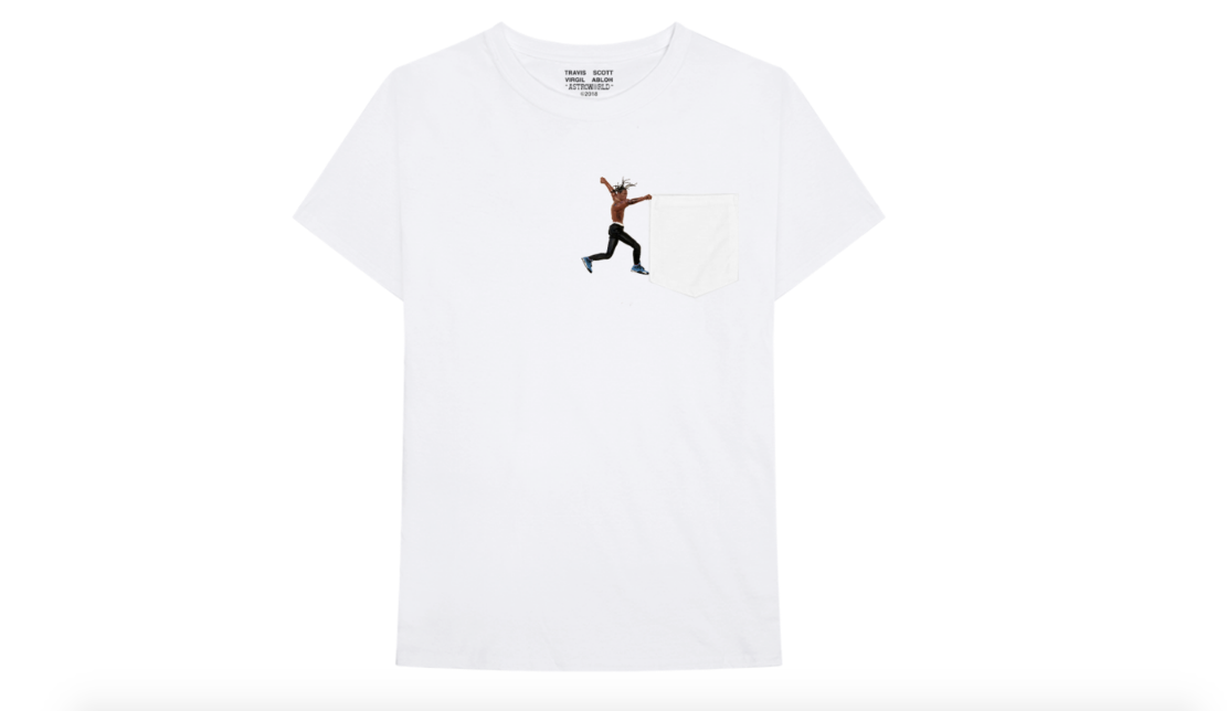 3ce6b82a00ee Head over to the Travis Scott online shop right now to pick up this Virgil  Abloh-designed final piece in the Astroworld merch release while you still  have ...