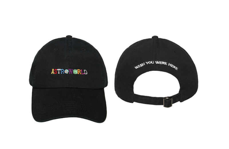Travis Scott's Full 'Astroworld' Capsule is Available Now