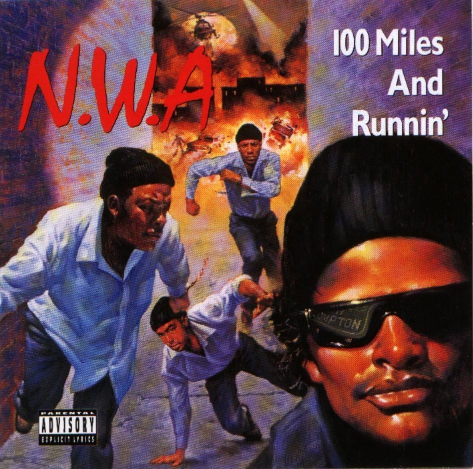 Today In Hip Hop History: N W A  Release Their Second