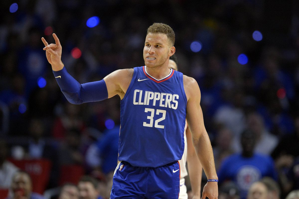 Blake Griffin's Ex-GF Dunks Hefty Child Support Bill Over Him