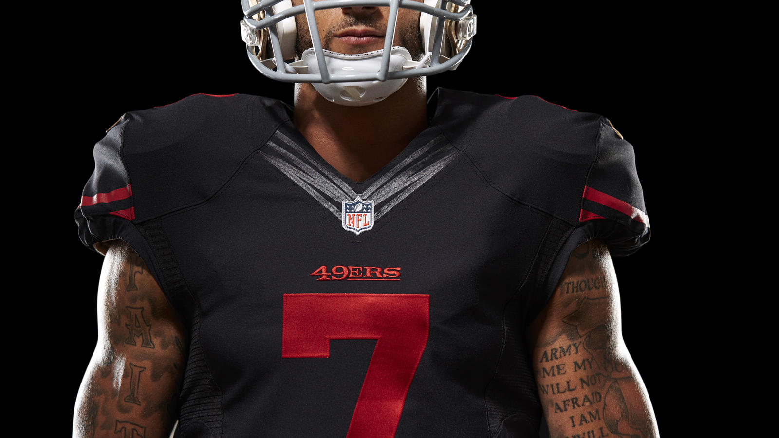 d6c54ff95 10 Things We Hope To Get From Colin Kaepernick s Nike