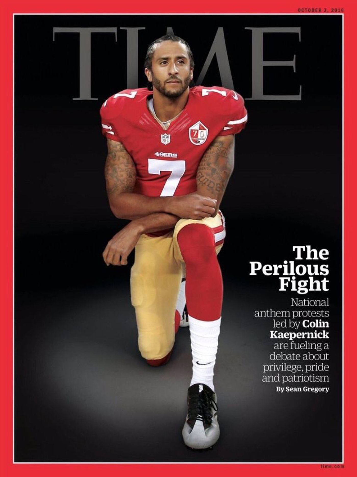 """cb8c548dc Anything else you d like to see from Nike s 30th Anniversary """"Just Do It""""  Campaign led by Colin Kaepernick  Sound off over on Twitter and Facebook!"""