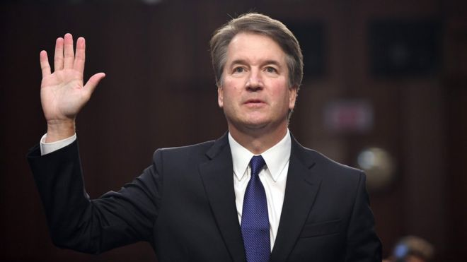 SCOTUS Nominee Uses Virgin Defense Against Sexual Assault Allegations