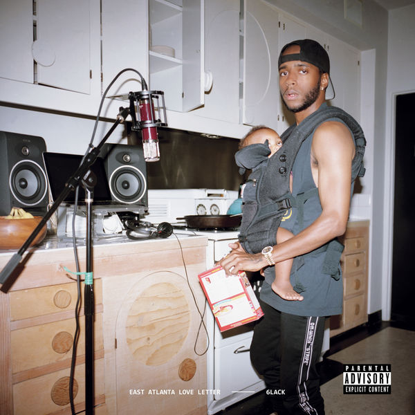 6LACK's New Album 'East Atlanta Love Letter' is Now Available