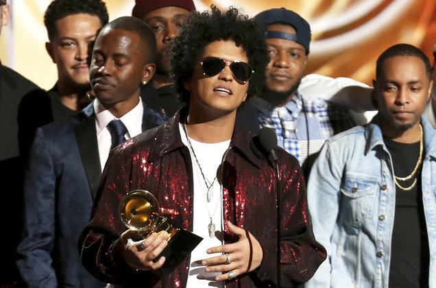 Bruno Mars to Honor Cardi B Every Night on Tour