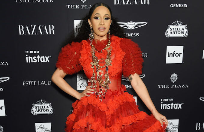 Cardi B's Tom Ford Lipstick Sold Out in 24 Hours