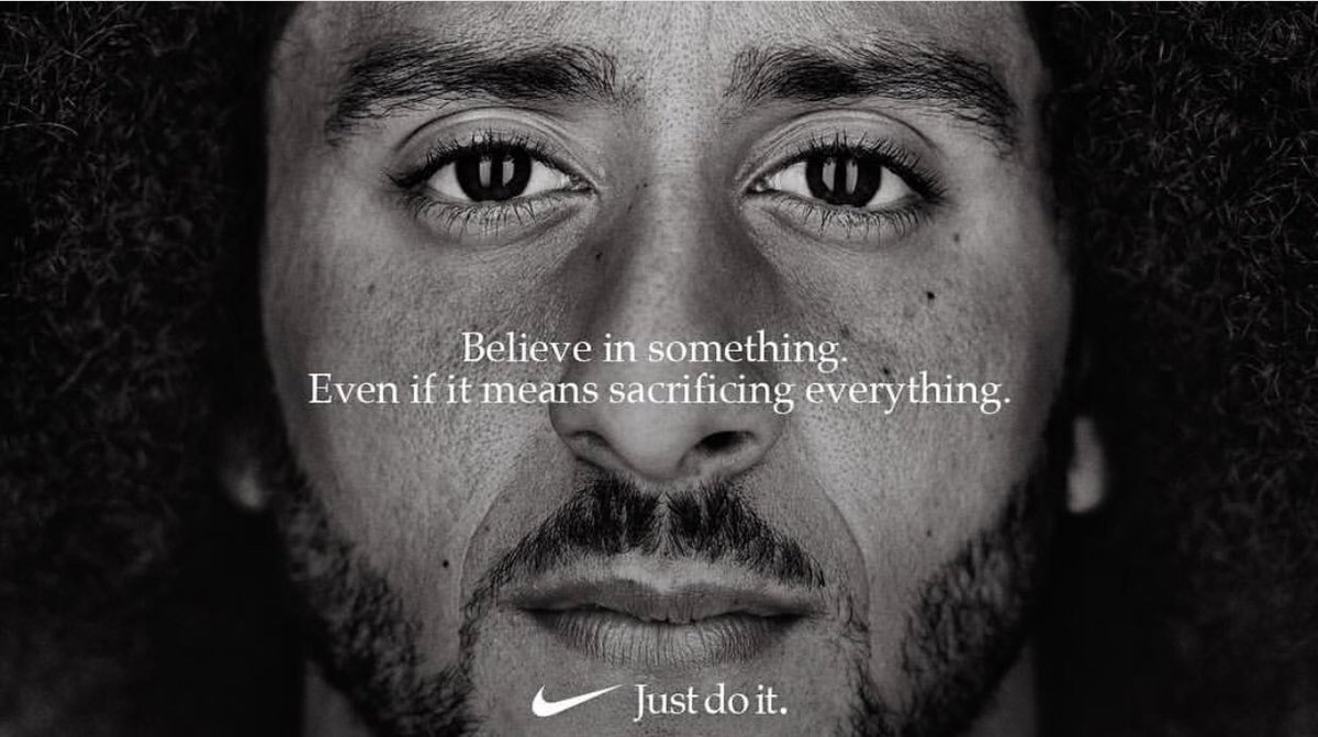 Colin Kaepernick is the Face of the 30th Anniversary of Nike's 'Just Do It' Campaign