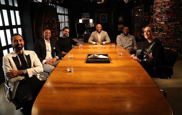 Kevin Durant Partners with ESPN for New Show 'The Boardroom'
