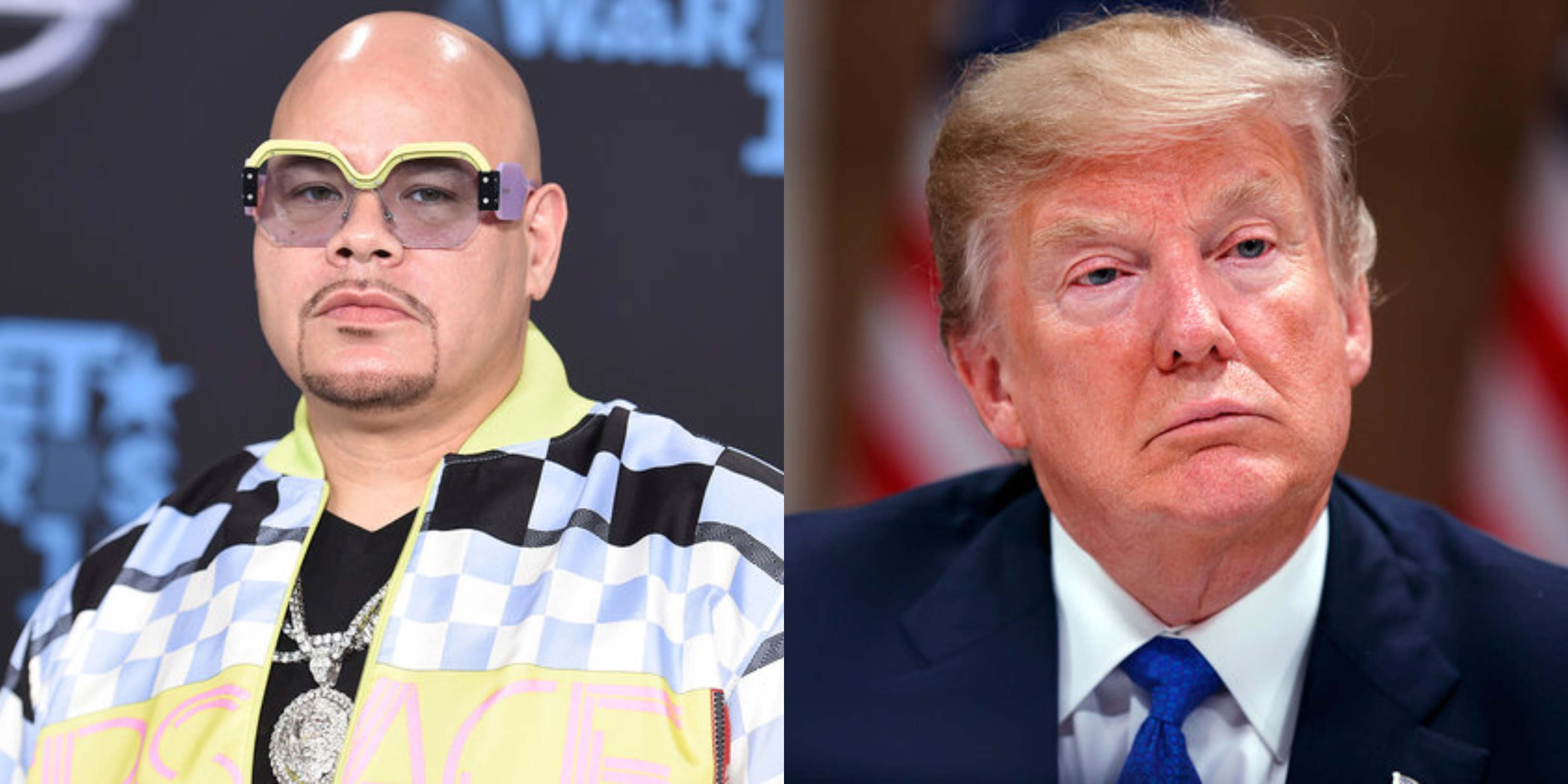 Fat Joe Says Donald Trump is 'Delusional' for Claims About Hurricane Relief in Puerto Rico