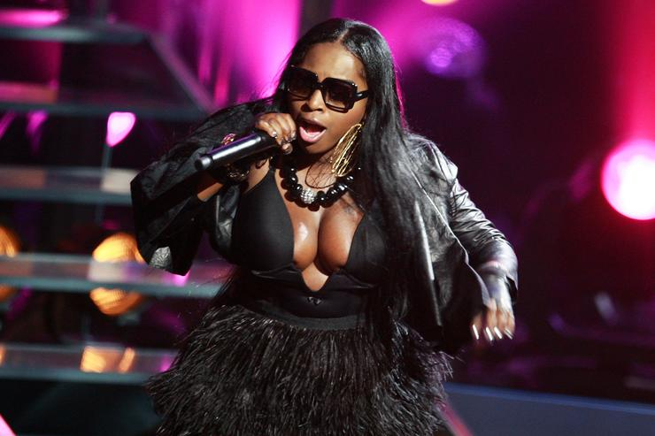 Foxy Brown Threatens to Sue Over 'Ill Nana 2' Leak