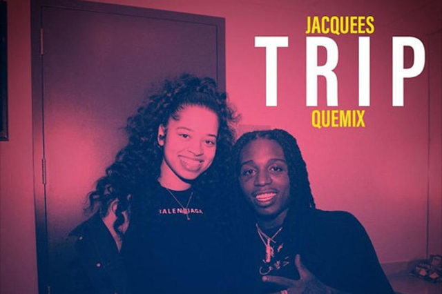 Jacquees Trip Remix Cover