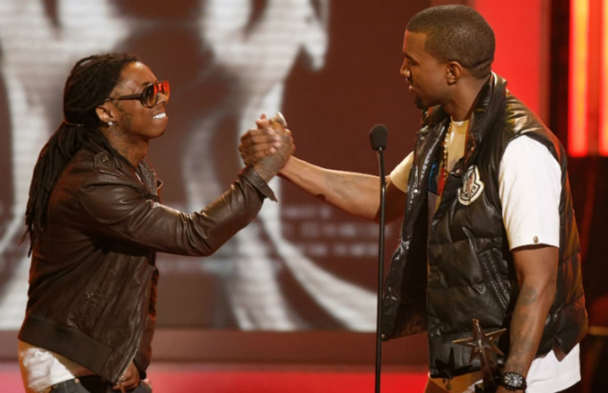 Kanye West Predicts 'Yhandi' Will Come Second to Lil Wayne's 'Tha Carter V'