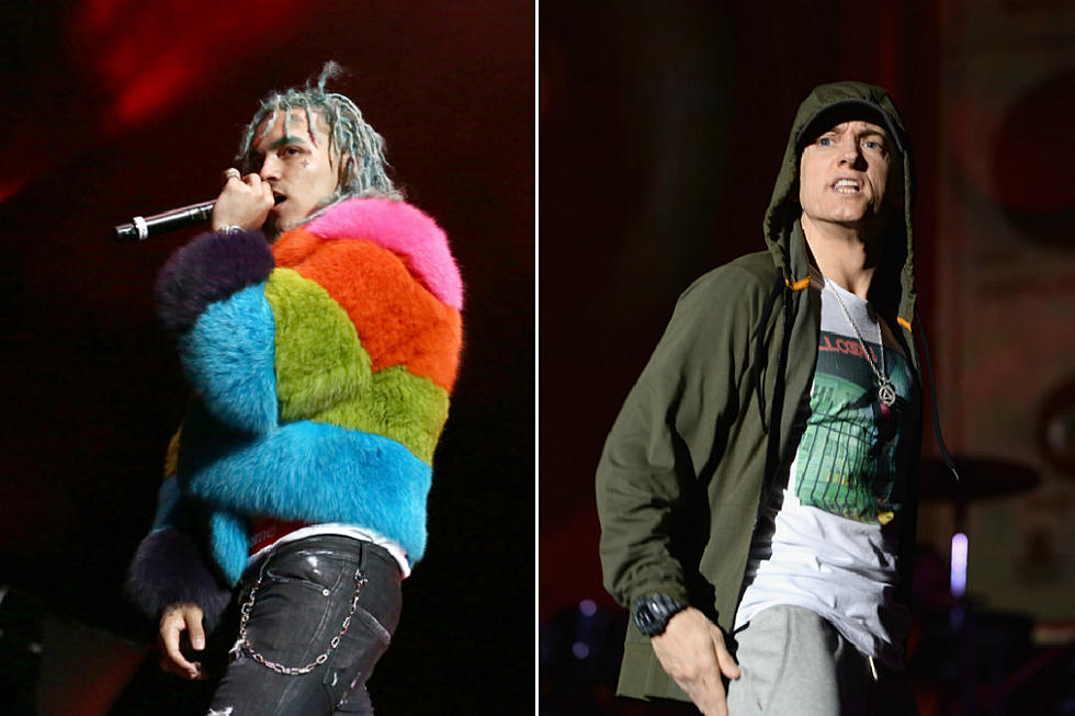 Lil Pump Accepts Eminems Diss on 'Kamikaze' Album