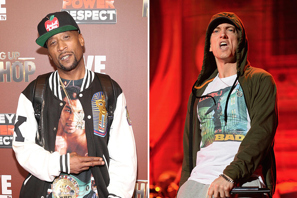 Lord Jamar Wasn't Impressed by Eminem's Diss Record