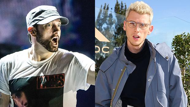 Machine Gun Kelly Calls Eminem S Killshot Diss Trash The Source